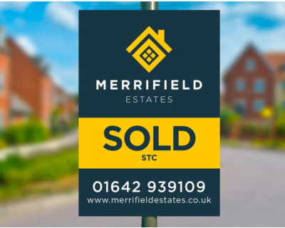 Printed Estate Agent Boards