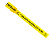 Please Keep A Safe Distance Safety Tape