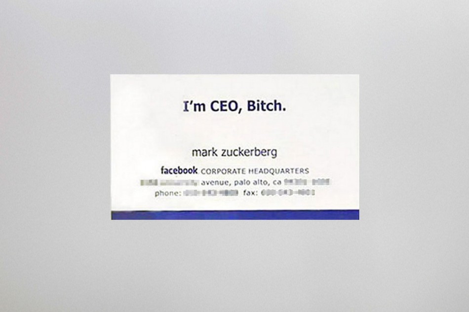 What Your Business Card Says About You (and what to avoid!)