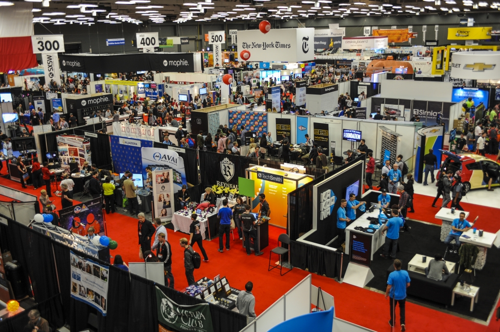 How to choose your exhibition stand elements