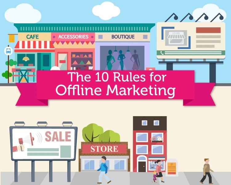 10 Rules for Offline Marketing
