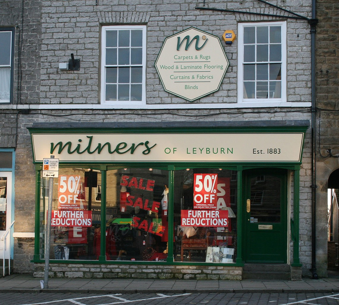 The importance of good shop signage