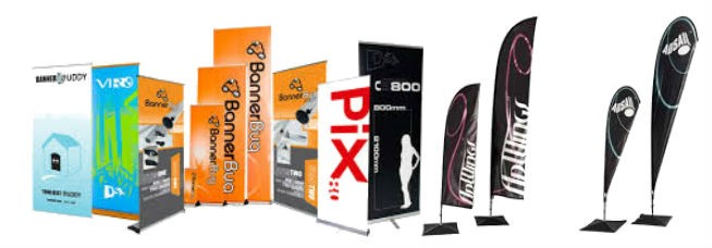 Simple tips to choose the right banner stand